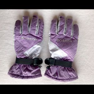 Columbia Youth Snow Gloves